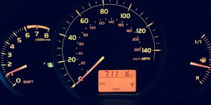 Revisar el coche según kilometraje