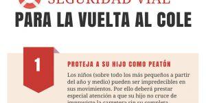 Seguridad vial en el coche para la vuelta al cole de Septiembre - tu taller en Soria
