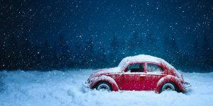 Cambiar la batería del coche en invierno